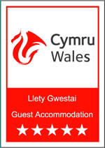5 Star Guest Accommodation in Wales